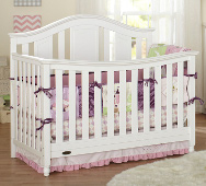 Nottingham Convertible Crib Collection by Graco Cribs