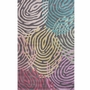 nuLOOM Kinderloom Hand Tufted Printed Area Rug in Multi