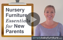Nursery Furniture Guide - What You Need