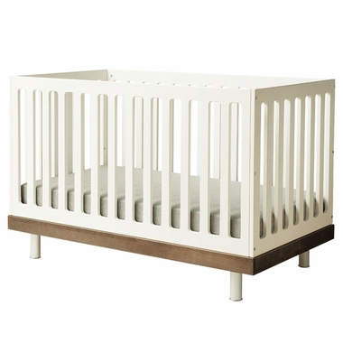 Oeuf Classic Collection Crib in Walnut - Click to enlarge