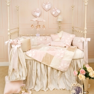 Olivia Crib Bedding Collection by Glenna Jean