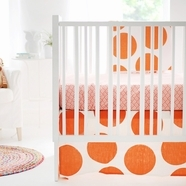 Orange Baby Crib Bedding Collections