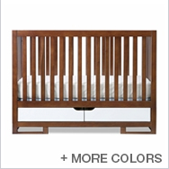 Oslo Convertible Crib by Karla DuBois
