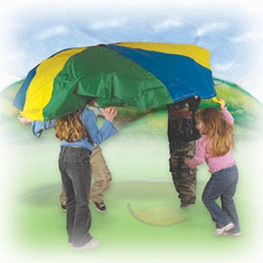 Pacific Play Tents 24 Ft Parachute Without Handles With Carry Bag