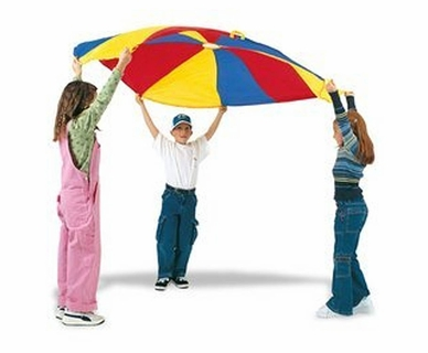 Pacific Play Tents 35 Ft. Parachute Without Handles With Carry Bag