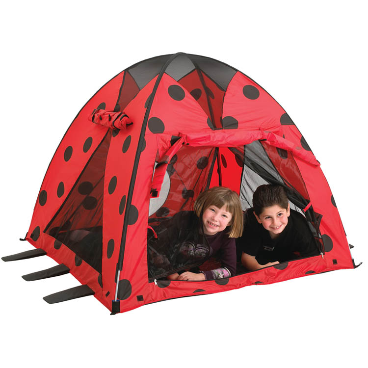 sc 1 st  Simply Baby Furniture & Pacific Play Tents Ladybug Tent u0026 Tunnel Combination - FREE SHIPPING