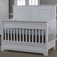 Pali Aria Crib in White