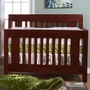 Pali Emilia 4 in 1 Convertible Forever Crib in Vintage Cherry