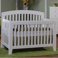 Pali Gala Forever Crib In White