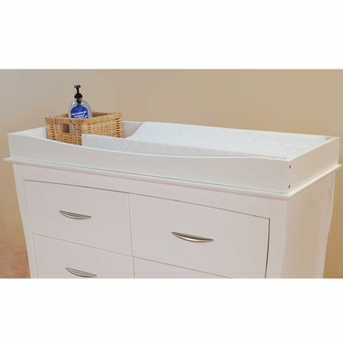 pali galley changing table tray kit in distressed white free shipping