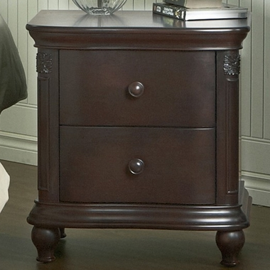 Pali Gardena Nightstand in Mocacchino - Click to enlarge