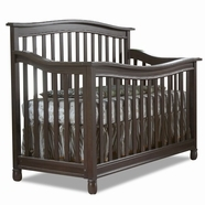 Pali Wendy Crib in Slate