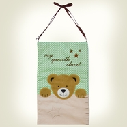 Pam Grace Baby Bear Growth Chart