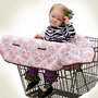 Pam Grace Pam's Paisley Grocery Cart/High Chair Cover
