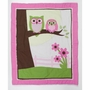 Pam Grace Sweet Dream Owl Rug