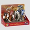 Papo Display Box Weapons Knight 2 (4 fig.) by Hotaling