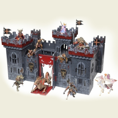 Papo Mutant Castle By Hotaling Free Shipping 141 95