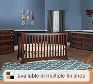 Parisian Crib Collection by Child Craft