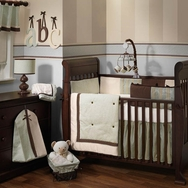 Park Avenue Crib Bedding Collection by Lambs & Ivy
