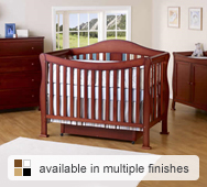 Parker Convertible Crib Collection by DaVinci