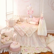 Pastel Baby Crib Bedding Collections