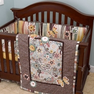 Penny Lane Crib Bedding Collection by Cottontale Designs