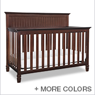 Perse Convertible Crib Collection by DaVinci