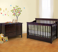 Piedmont Convertible Crib Collection by DaVinci