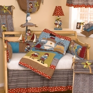 Pirates Cove Crib Bedding Collection