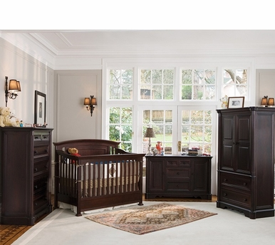 Ragazzi Pompei Convertible Crib Collection FREE SHIPPING