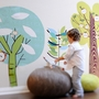 Pop and Lolli Enchanted Forest Trees Wall Decals