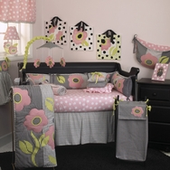Poppy Crib Bedding Collection by Cottontale Designs