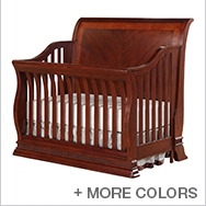 Portland Convertible Crib Collection by Munire