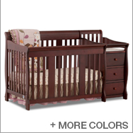 Portofino Convertible Crib Collection by Storkcraft