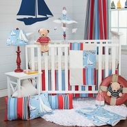 Primary Color Baby Crib Bedding Collections