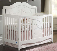 Princess Crib Collection by Storkcraft