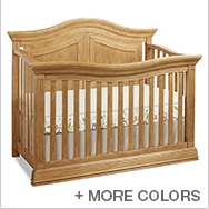 Providence Convertible Crib Collection by Sorelle