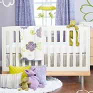 Purple Baby Crib Bedding Collections