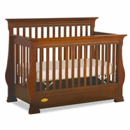 Ragazzi Etruria Crib in Antique Cherry