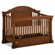 Ragazzi Mirella Crib in Antique Cherry