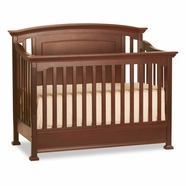 Ragazzi Pompei Crib in Antique Cherry