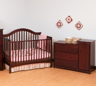 Ravena Convertible Crib Collection by Storkcraft