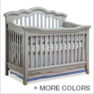Ravenna Convertible Crib Collection by Lusso