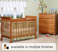 Reagan Convertible Crib Collection by DaVinci