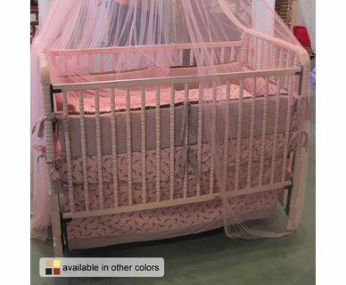 Relics Spindle Baby Crib