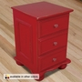 Relics Wonderland 3 Drawer Nightstand