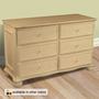 Relics Wonderland 6 Drawer Dresser