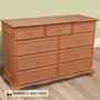 Relics Wonderland 9 Drawer Dresser