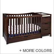 Remi Convertible Crib Collection by Graco Cribs
