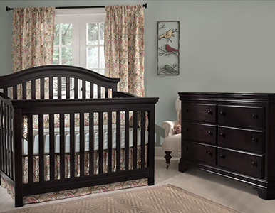 Rhapsody Crib Collection